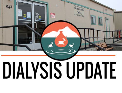 Toiyabe Dialysis Leadership Update