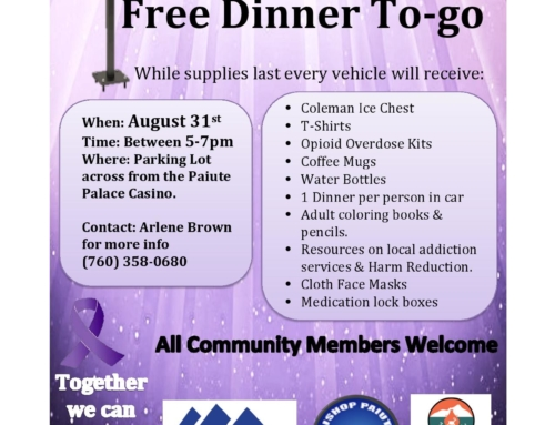 Drive-Thru Narcan Event