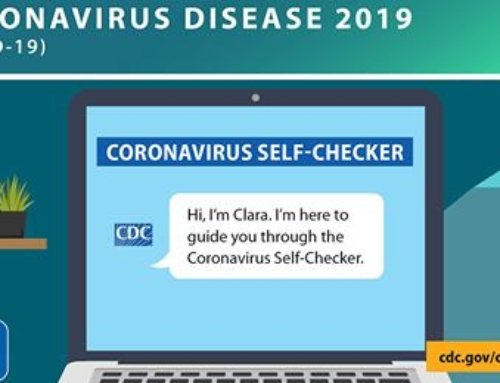 Info: CDC COVID-19 Self Checker